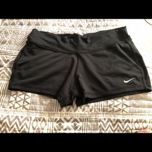 Silky Yoga Type Nike shorts!